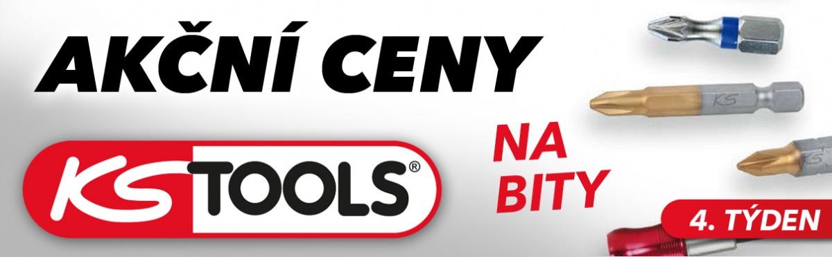 J+M autodíly: Akční ceny na nářadí KS Tools