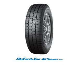 Celoroční novinka Yokohamy – BluEarth-Van All Season