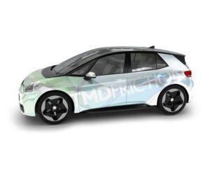 Návrat ke kořenům – VW ID.3 vybavený bubnovými brzdami