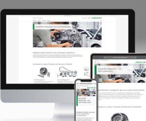 Schaeffler Automotive Aftermarket spúšťa novú webstránku