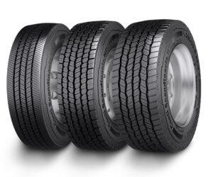 Nová rada pneumatík Conti Scandinavia je teraz kompletná