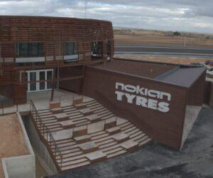 Testovací centrum Nokian Tyres ve Španělsku je v zahajovací fázi
