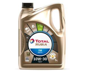 Total Rubia TIR 8900 FE 10W-30 – nový olej pro nákladní automobily