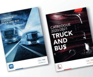 UFI představuje nové katalogy produktů UFI a SOFIMA pro Heavy Duty
