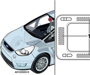 Ford S-MAX: Dešťový senzor špatně ovládá stěrače
