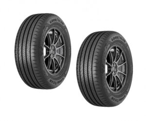 Goodyear predstavuje novú pneumatiku EfficientGrip 2 SUV