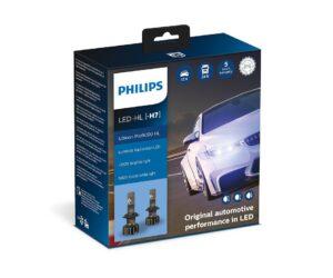 Philips Ultinon Pro9000 LED – zdroj světla místo halogenové žárovky