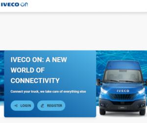 Firma Iveco predstavuje nový portál IVECO ON a aplikácii Easy Way