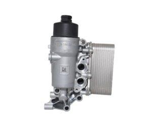 Modul filtrace oleje Hengst v automobilech Mercedes AMG