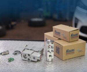 Společnost Nissens zařadila expanzní ventily Nissens do CustomerPortalu a TecDoc