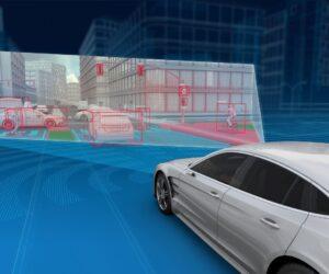 Automatizované funkce řízení: ZF bude dodávat 4D radar plného dosahu čínskému výrobci automobilů