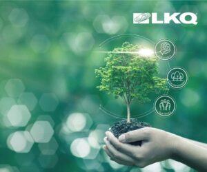 LKQ Europe se zasazuje o plnění svého závazku udržitelnosti