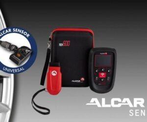 Nová aktualizace TPMS přístroje ALCAR TECH600 verze 2.2
