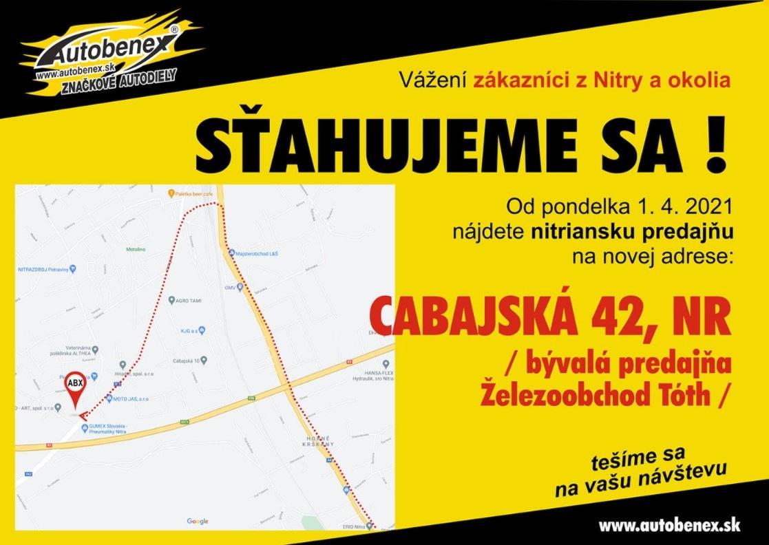 Autobenex Nitra