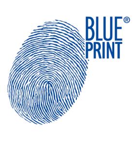 logo Blue Print