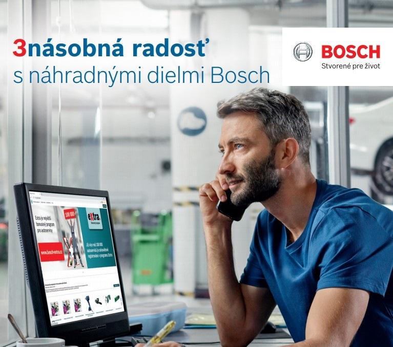 Bosch akcie