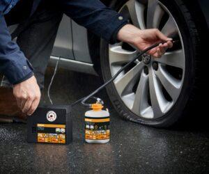 OSRAM: Pozor na staré opravné sady pneumatík