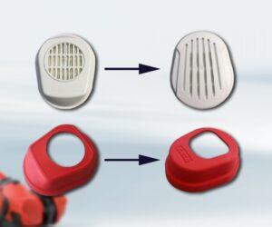 SERVIND: Nový špeciálny filter a držiak predfiltra pre SATA Air Star F