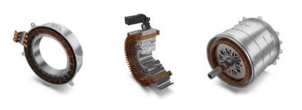 Soušástky pro elektrovozy Schaeffler