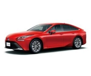KYB bude dodávat součástky pro Toyota Mirai, jenž je na vodík