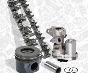 Firma K MOTORSHOP naskladnila motorové díly pro Ford Ranger, Transit 3,2TDCI