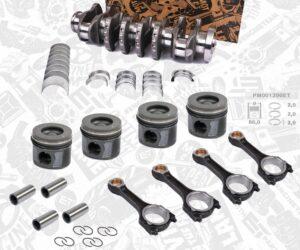 Nové sady klikových hřídelí pro motory PUMA 2,2 TDCI/HDI v nabídce K MOTORSHOP