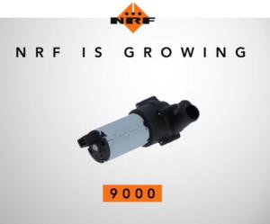 Sortiment produktů NRF dosáhl hranice 9 000 položek