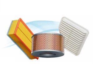 Vzduchový filter – dôležitá súčasť motora