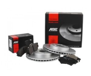 Inter Cars: Nová rada brzdových dielov značky ABE