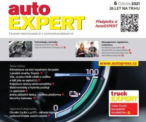 AutoEXPERT červen 2021