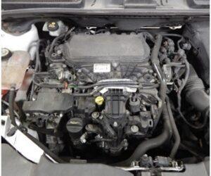 Ford Kuga  – Výmena rozvodového remeňa