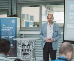 ZF Experience Day v Plzni – den plný nejnovějších technologií v mobilitě