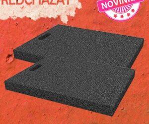 FERDUS novinka: gumové náhrady točníc pre zdviháky na meranie geometrie