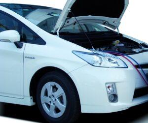 Správny a bezpečný servis hybridných vozidiel