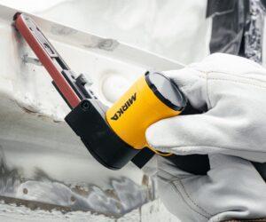 Servind: Nové brúsne pásy Mirka File Belts