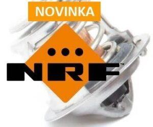 Firma NRF představuje novou skupinu výrobků – termostaty