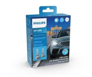 LED retrofity Philips lze legálně používat na německých silnicích