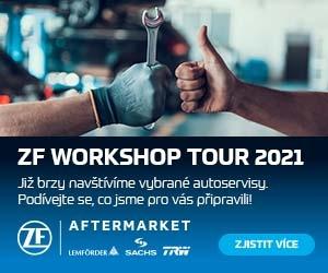 ZF Workshop Tour 2021 zavítá do Česka a na Slovensko!