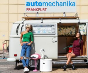 Automechanika sa po troch rokoch vracia do Frankfurtu, kde spojí sily s veľtrhom Hypermotion!