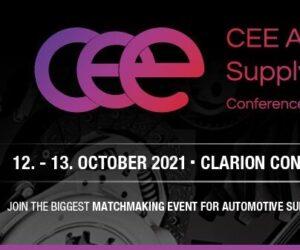 Chystá se čtvrtý ročník CEE Automotive Supply Chain 2021