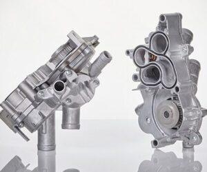 Continental: Nová kovová vodní čerpadla pro motory VW