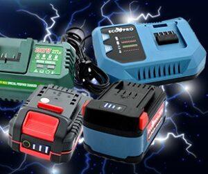 FERDUS: Aku batérie a nabíjačky teraz aj ako samostatné príslušenstvo