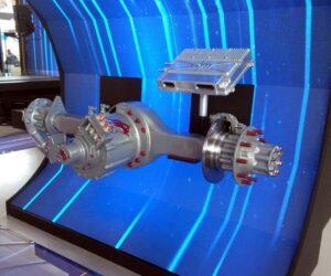 Meritor bude investovat do SEA Electric