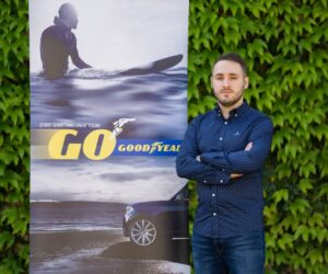 Milan Marušák novým marketingovým koordinátorem Goodyear Czech