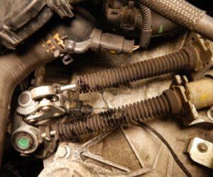 Výmena spojky vo voze MINI s motorom PSA