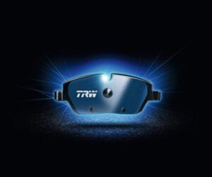 Prečo si vybrať brzdové doštičky TRW Elektric Blue