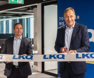 Společnost LKQ Europe oficiálně otevřela své inovativní centrum v Katovicích