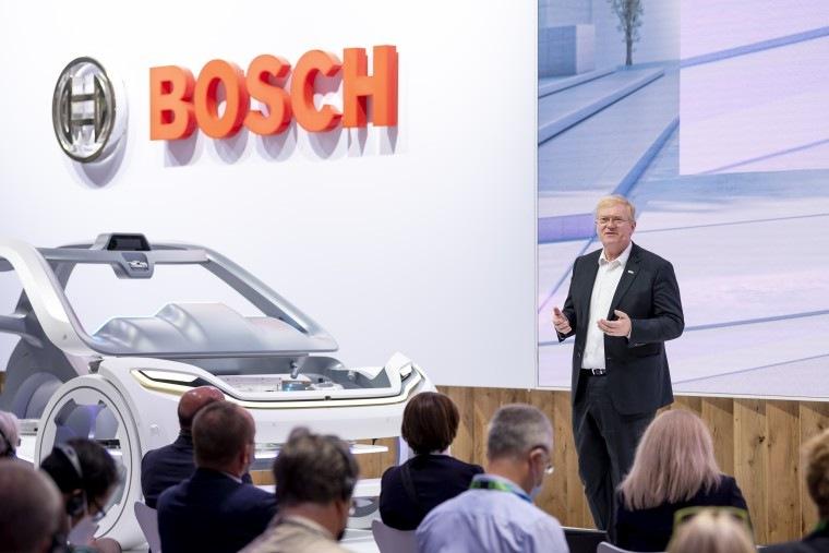 Bosch na IAA Mobility