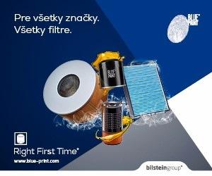 Kabínové filtre Blue Print – Pre vašu pasívnu bezpečnosť za jazdy