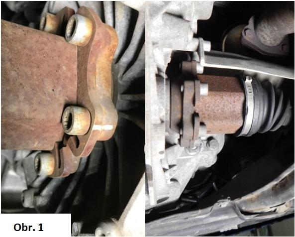 Výmena spojky na Audi A4 2